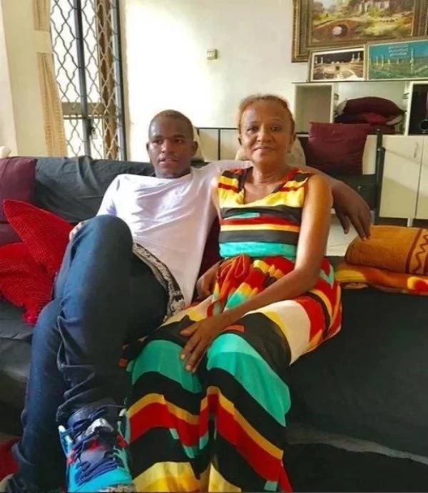 Nduguye Zari Hassan aomboleza kifo cha mamake katika ujumbe wa kuhuzunisha
