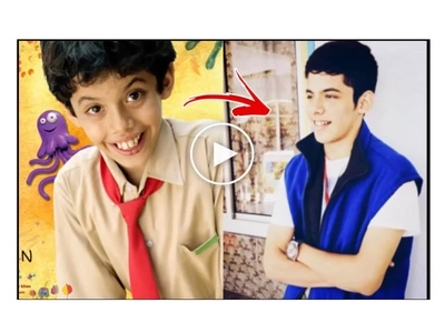 "Remember the boy Ishaan in the movie ""Every Child is Special""? He's all grown up and looks like puberty hit him really hard!"