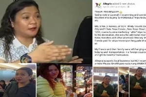 Finally! Scammer behind the travel group tour online sacked by NBI