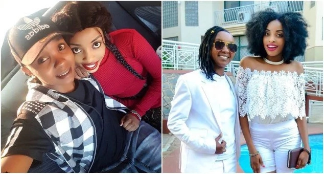 Another Kenyan lesbian couple leaves jaws on the floor with their hot romance and bespoke fashion