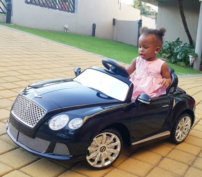 Diamond Platnumz spends a fortune on super expensive cars for his 3 month-old son (Photo)