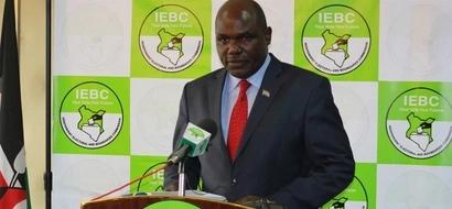 IEBC yachukua hatua kali baada ya Rais Uhuru na Raila kufedheheshwa na Wakenya