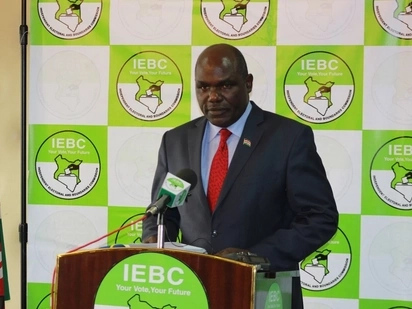 Chebukati declines to resign again