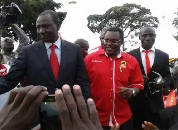 Jubilee party point- man in Bungoma acceptance speech after being floored