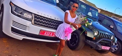 Sexually explicit photos of Kenya's top socialite that many Kenyas will surely 'miss'
