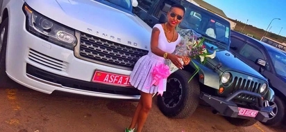 Socialite Huddah stuns fans after unveiling new, expensive house
