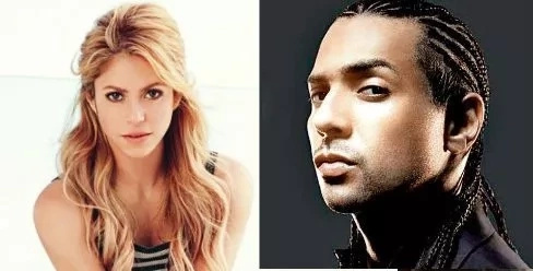 Shakira y Sean Paul, juntos para una nueva canción