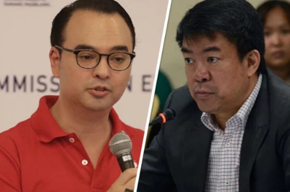 Cayetano awaits Du30's word before joining Koko
