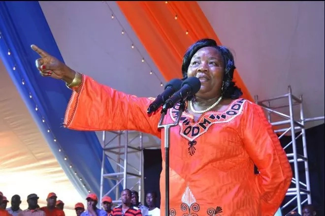 While accompanying ailing daughter to a South African hospital, Raila's wife gets a 'gift' from renowned prophet