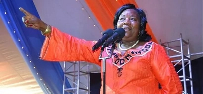 Raila Odinga's wife warns boda boda riders