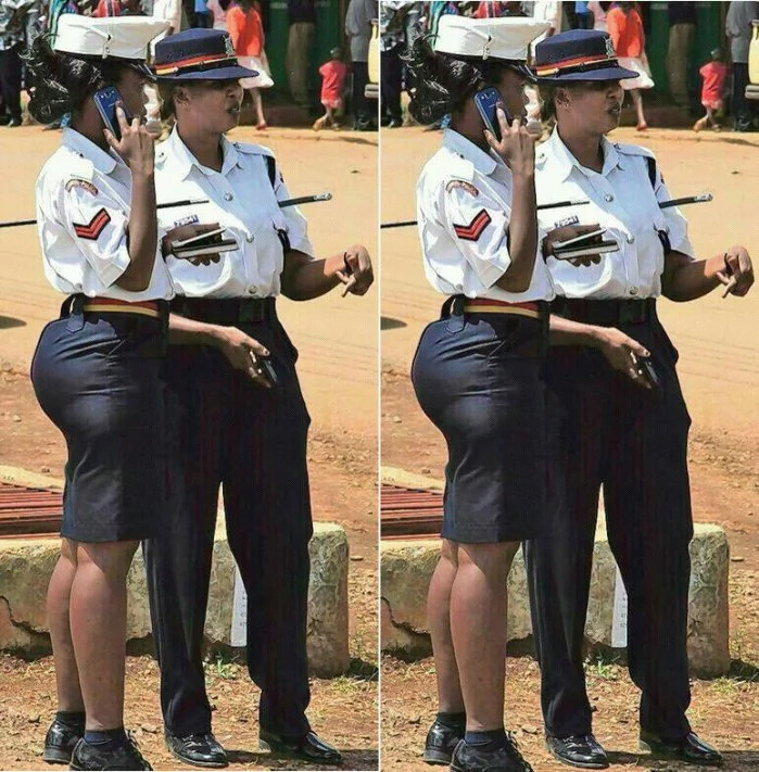 Cop Linda Okello demoted