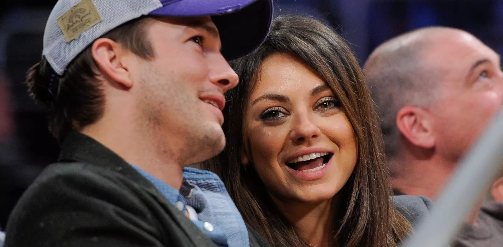 Carrot stick or Beer Can? Watch Mila Kunis describe Ashton Kutcher's penis!
