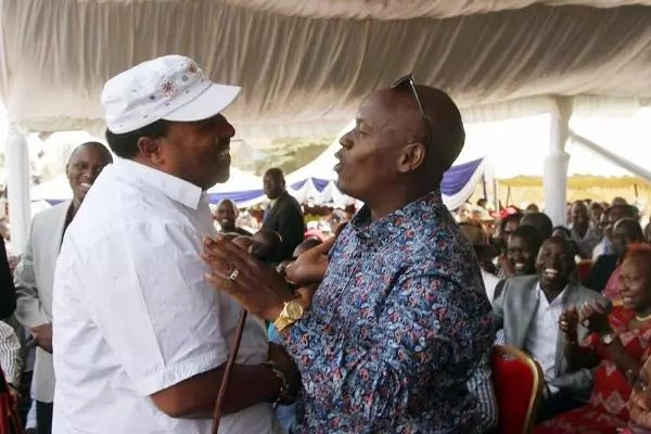 Waititu re-ignites war with Kabogo, accuses him of the unthinkable