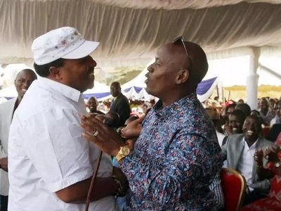 New poll shows why Kabogo should be very afraid of Waititu