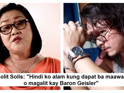 "Lolit Solis posts an emotional message about Baron Geisler: ""It will be a waste of time sa mga tao na tulungan siya"""