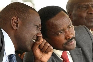 An emblem of Kalonzo Musyoka declaring himself the 2017 presidential candidate tears the internet (photo)