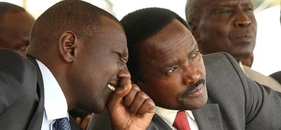 Details of the secret meeting between Kalonzo, Ruto and Uhuru revealed