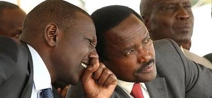 Huenda Ruto ndiye alimfanya Kalonzo 'kumhepa' Raila - asema naibu kiongozi wa Wiper