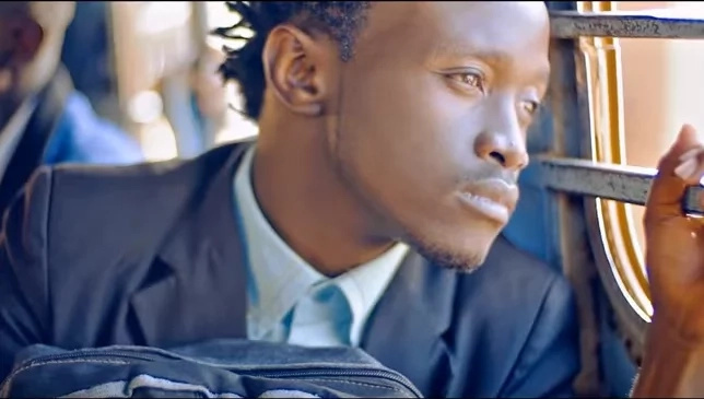 Gospel Singer Bahati and his wife-to-be are no longer in good terms