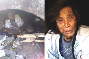 This netizen pleads us to help this ill old man living in the sewers of Agusan del Sur