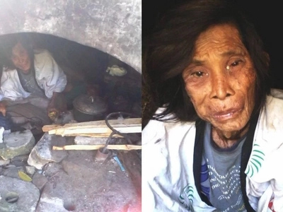 Tulong para kay Tatay Margarito: Sickly old man in Agusan del Sur lives in the 'imburnal' and needs our help