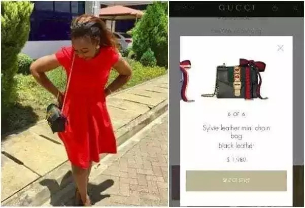 Begi la Betty Kyalo wa KTN ambaolo bei yake itakuacha kinywa WAZI