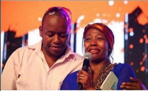 Husband to the late Janet Kanini sends an emotive message to his late wife