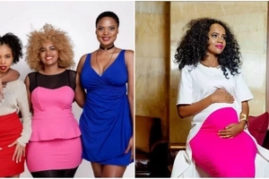 Pierra Makena does the unthinkable on TV after newspaper called her 'fat' (VIDEO)