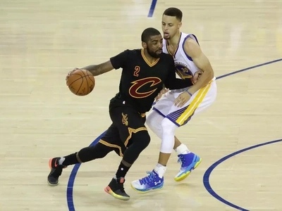 Irving, James tow Cavs past Warriors in NBA Finals Game 5 win