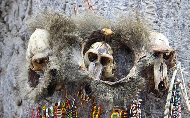 Woman sleeps with a witchdoctor to boost husband's ego