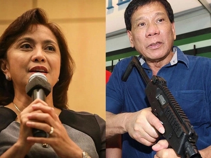 """Bothered VP Robredo sternly urges President Duterte to focus on """"war on poverty"""""""