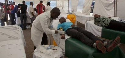 REPORT: Kenyan Hospitals Are Unsafe For Patients