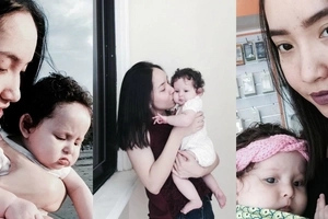 Pinay single parent shares the struggles and fulfillment of being a mom to her baby girl