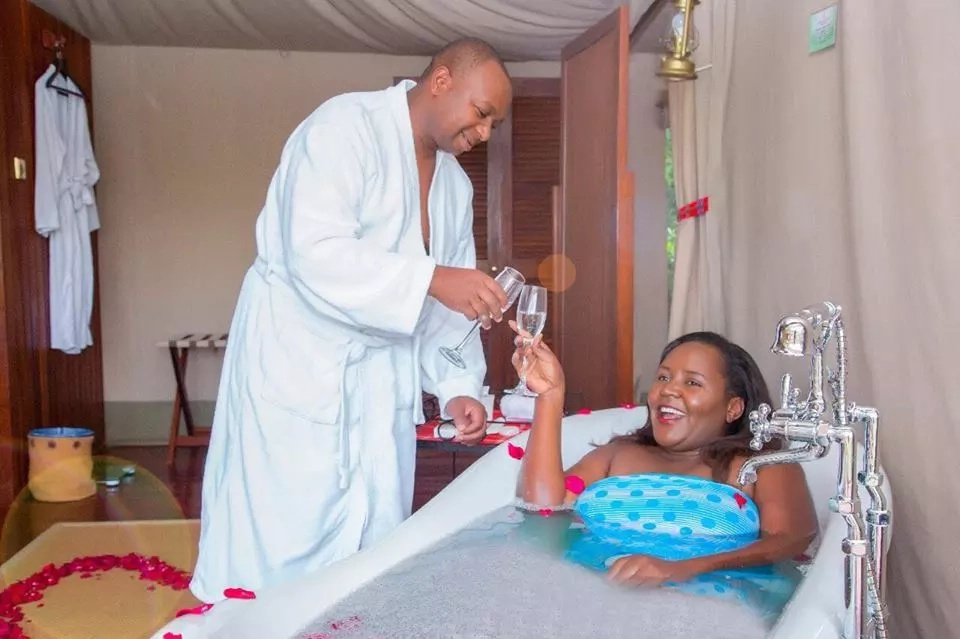 Avoid sponsors as their waters will make you look old - Kenyas most successful lady warns slay queens