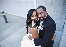 What this bride and the groom do on their wedding day is amazing. This dance is hot