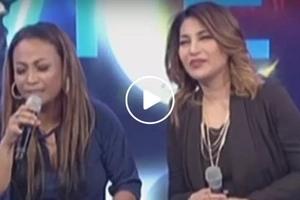 Sino kaya ang mas magaling sa dalawa? Lani Misalucha impersonates Jaya's iconic singing style