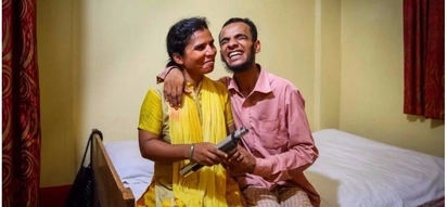 Heartwarming! Blind couple share how they met, fell in love and got married against all odds