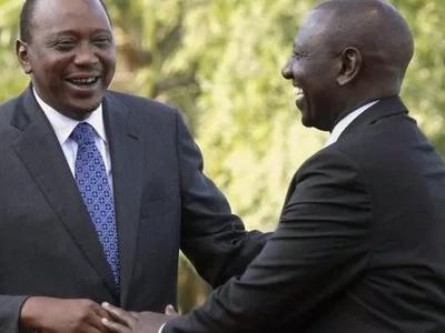 Mkome Raila ama mtajuta- Uhuru na Ruto waonywa