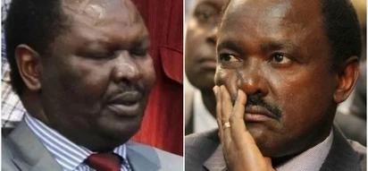 Kalonzo atiririkwa na machozi akiomboleza kifo cha Mbunge Francis Nyenze