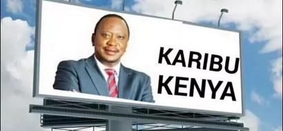 Kenyans Blast President Uhuru Kenyatta For