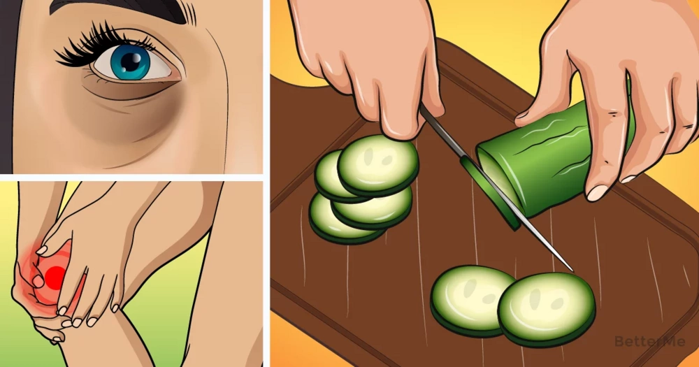 12 uses of cucumber for skin, hair and health