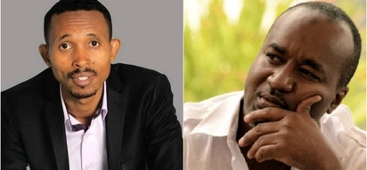 Mohamed Ali throw dust at Raila's second-in-command in a FIERY rant