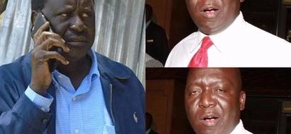 Raila Odinga's cousin BADLY beaten in ODM primaries