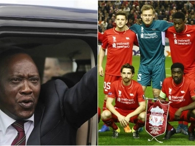 Liverpool striker sends Kenyans sweet message... he speaks fluent Swahili (video)
