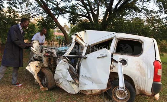 8 people perish in grisly accident in Homa Bay