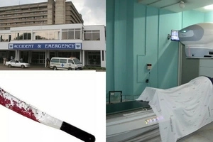 Shocking details of how patient at KNH was stabbed 42 times in bed emerge