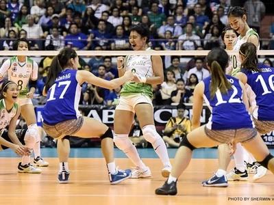 DLSU dominates ADMU in women's volleyball 3-1