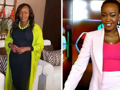 You never saw Terryanne Chebet like this when she was at Citizen TV (photos)