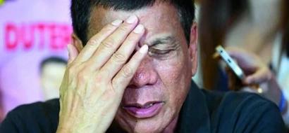 Duterte slams CHR resolution about rape joke