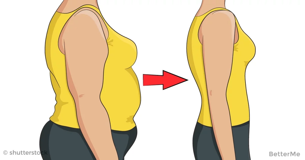 Tips that can help you reduce some inches of belly without exercise